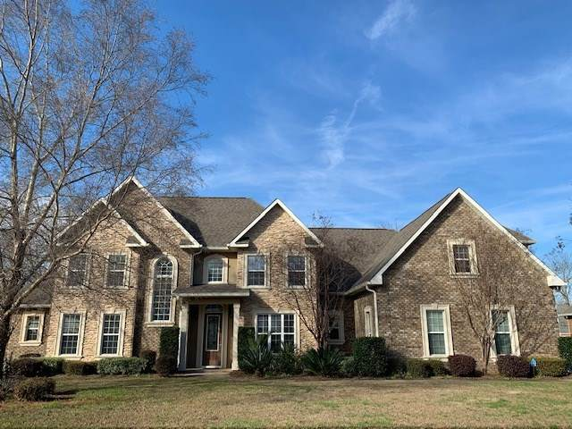 105 Farmington Court, Centerville, GA 31028 (MLS #200340) :: AF Realty Group