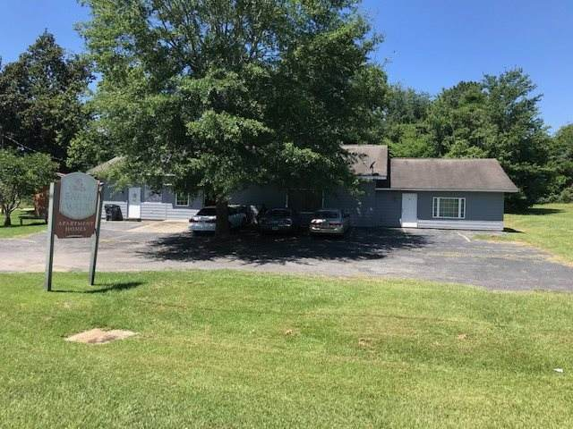 111 341 Bypass, Hawkinsville, GA 31036 (MLS #203910) :: AF Realty Group