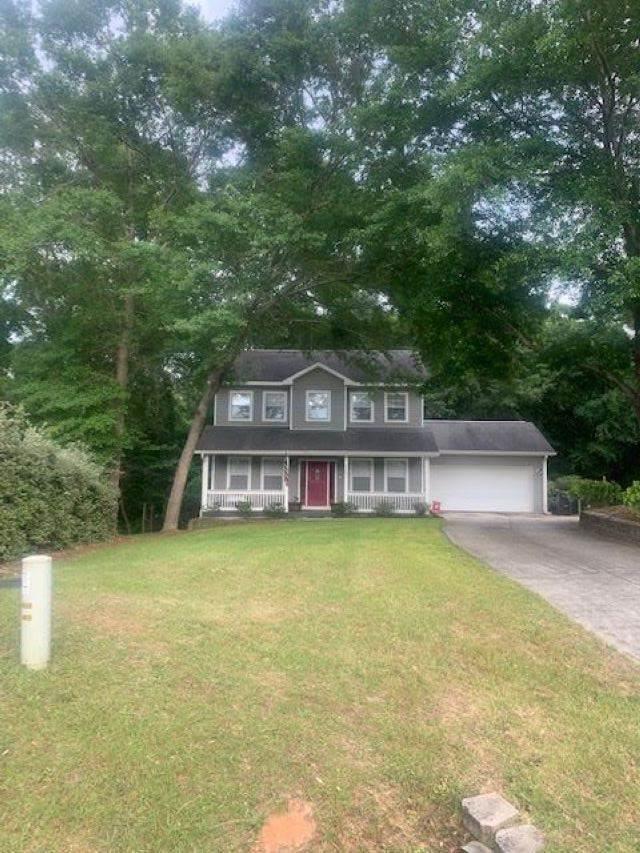 119 Buckskin Trail, Byron, GA 31008 (MLS #212747) :: AF Realty Group