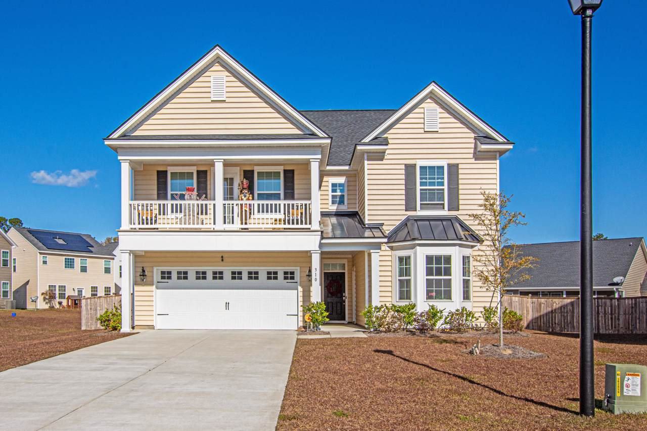 310 Sunny Springs Trail - Photo 1