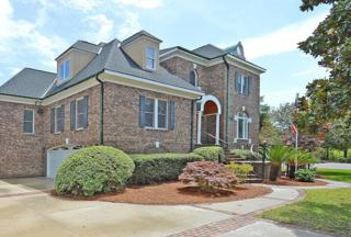 696 Hobcaw Bluff Drive, Mount Pleasant, SC 29464 (#17011434) :: The Cassina Group
