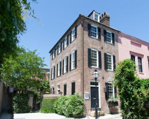 4 Elliott Street, Charleston, SC 29401 (#17013026) :: The Cassina Group
