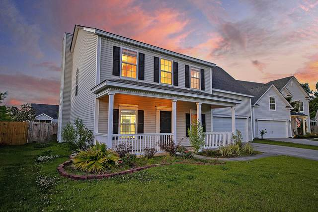 451 Maple Oak Lane, Charleston, SC 29414 (#20006929) :: The Cassina Group