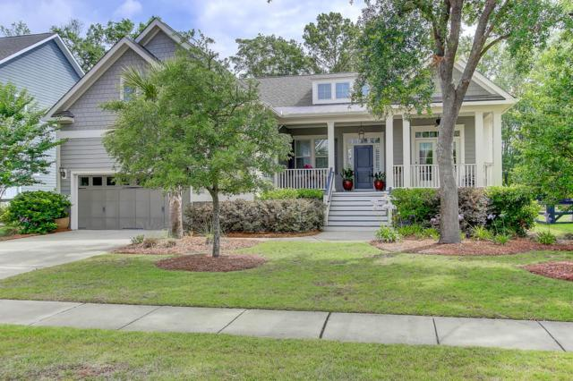1348 Scotts Creek Circle, Mount Pleasant, SC 29464 (#17016077) :: The Cassina Group
