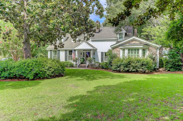 813 Pitt Street, Mount Pleasant, SC 29464 (#17018723) :: The Cassina Group