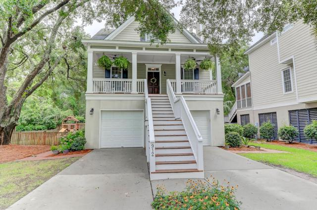 912 Misty Lake Drive, Charleston, SC 29412 (#17020273) :: The Cassina Group