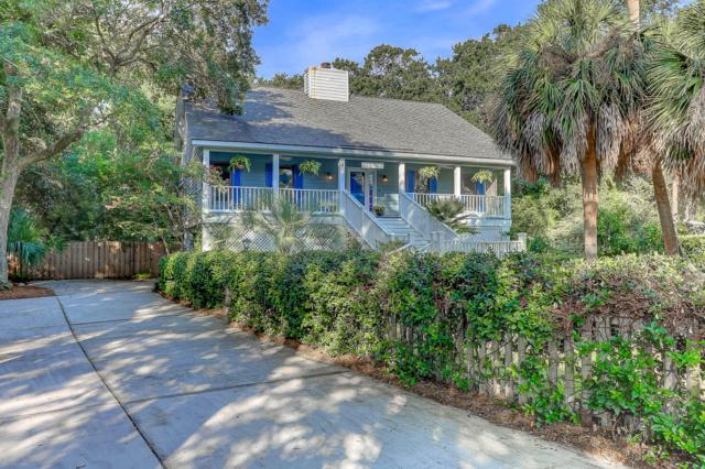 19 24th Avenue, Isle Of Palms, SC 29451 (#17022998) :: The Cassina Group