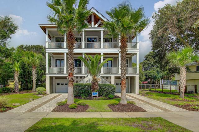 2405 Palm Boulevard, Isle Of Palms, SC 29451 (#17023453) :: The Cassina Group