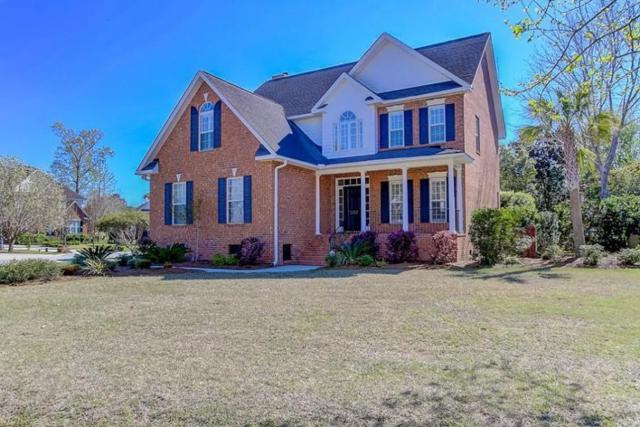 2805 Waterpointe Circle, Mount Pleasant, SC 29466 (#17023614) :: The Cassina Group