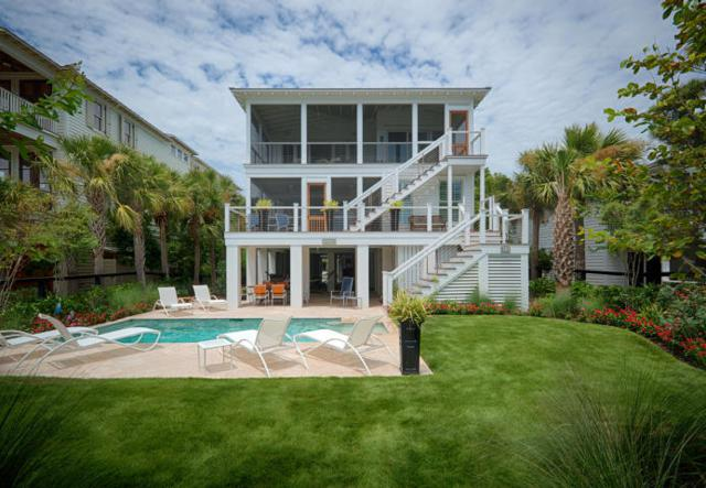 310 Charleston Boulevard, Isle Of Palms, SC 29451 (#17025600) :: The Cassina Group