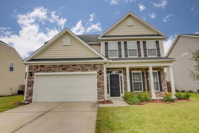 225 Donatella Drive, Goose Creek, SC 29445 (#17026102) :: The Cassina Group