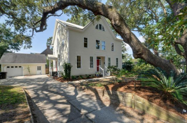 517 Royall Ave, Mount Pleasant, SC 29464 (#17026119) :: The Cassina Group