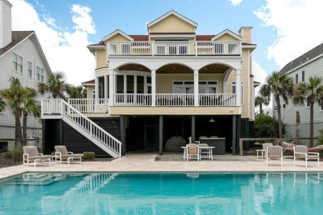 508 Ocean Boulevard, Isle Of Palms, SC 29451 (#17028529) :: The Cassina Group