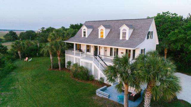 424 Station 22 1/2 Street, Sullivans Island, SC 29482 (#17028695) :: The Cassina Group