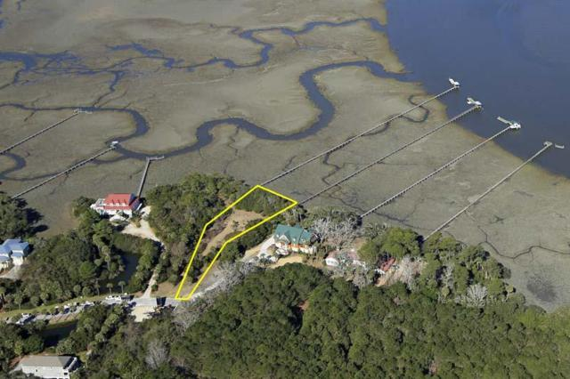 Lot 61 Jenkins Point Road, Seabrook Island, SC 29455 (#17030800) :: The Cassina Group