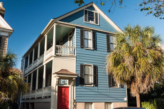 42 Vanderhorst Street B, Charleston, SC 29403 (#17030833) :: The Cassina Group