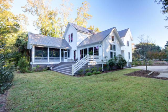 633 Royall Avenue, Mount Pleasant, SC 29464 (#17030977) :: The Cassina Group