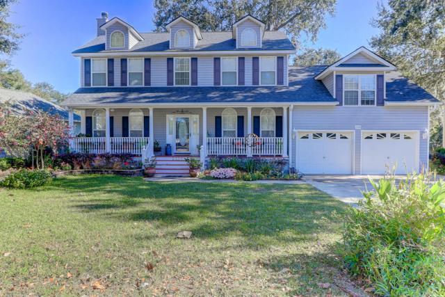 2326 Marsh Lake Court, Charleston, SC 29414 (#17031227) :: The Cassina Group