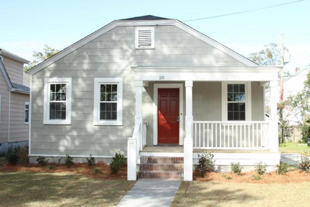 20 Alberta Avenue, Charleston, SC 29403 (#17031259) :: The Cassina Group