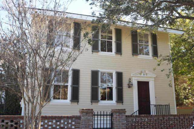 8 Chisolm Street, Charleston, SC 29401 (#17031363) :: The Cassina Group