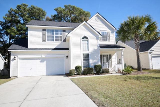 304 Rice Bay Drive, Mount Pleasant, SC 29464 (#17031386) :: The Cassina Group