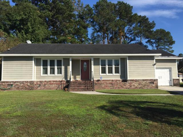 325 Tulane Drive, Ladson, SC 29456 (#17031444) :: The Cassina Group