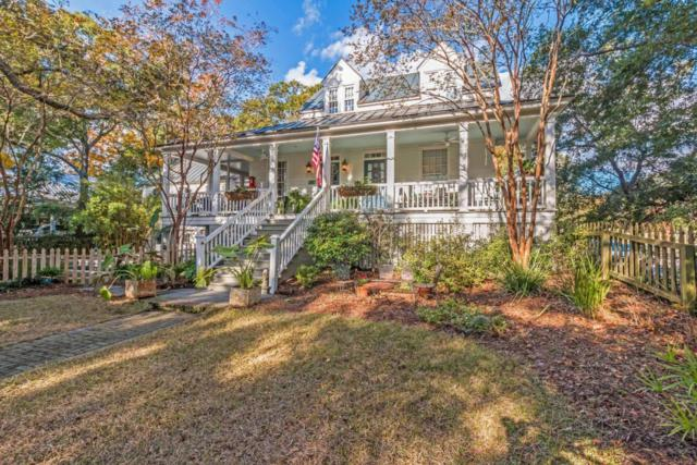 318 King Street, Mount Pleasant, SC 29464 (#17032083) :: The Cassina Group