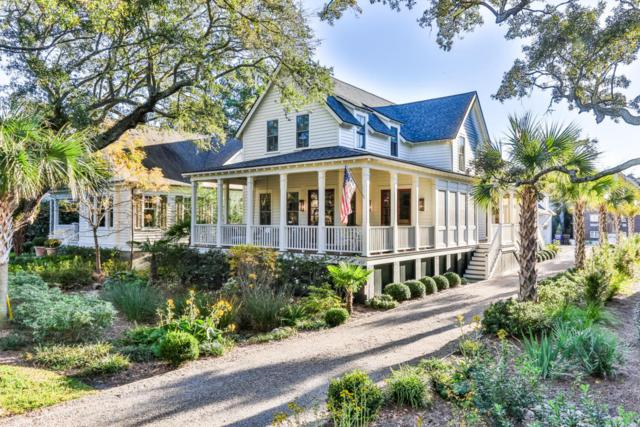 407 Royall Avenue, Mount Pleasant, SC 29464 (#17032168) :: The Cassina Group