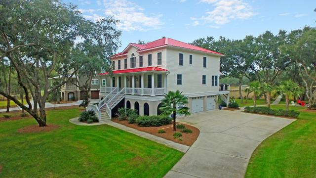 554 Parrot Point Drive, Charleston, SC 29412 (#17032174) :: The Cassina Group