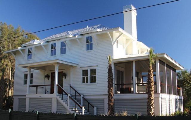 2308 Jasper Boulevard, Sullivans Island, SC 29482 (#17033587) :: The Cassina Group