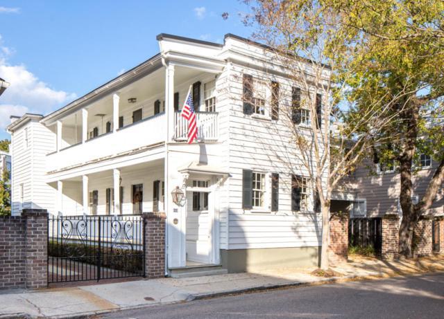 150 Tradd Street, Charleston, SC 29401 (#18000231) :: The Cassina Group