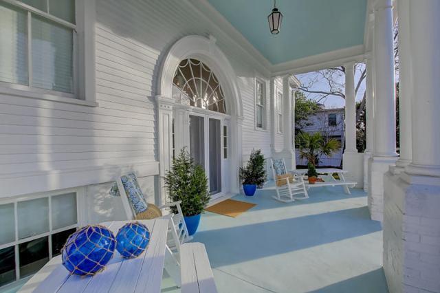 1714 Middle Street, Sullivans Island, SC 29482 (#18000903) :: The Cassina Group