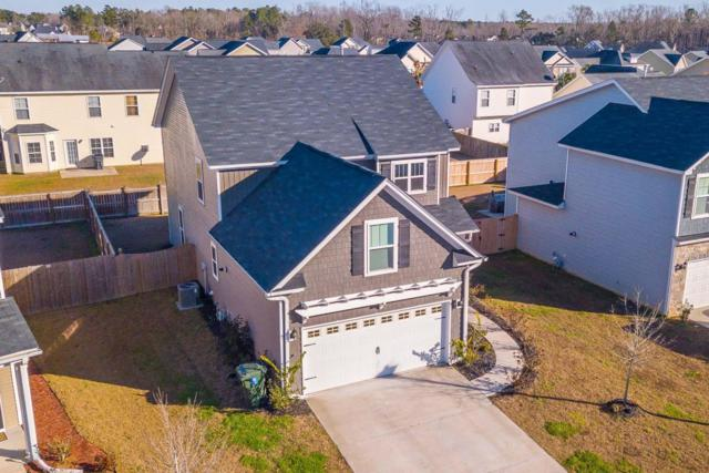 338 Drayton Place Drive, Moncks Corner, SC 29461 (#18001207) :: The Cassina Group