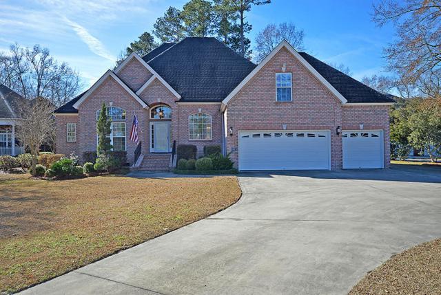 8919 E Fairway Woods Drive, North Charleston, SC 29420 (#18001236) :: The Cassina Group