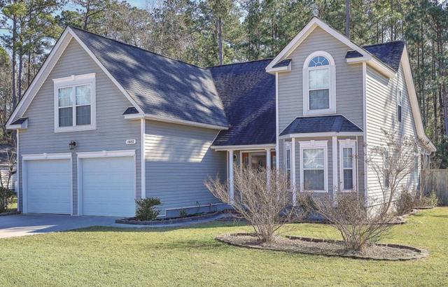 1602 Buckingham Drive, Moncks Corner, SC 29461 (#18001285) :: The Cassina Group