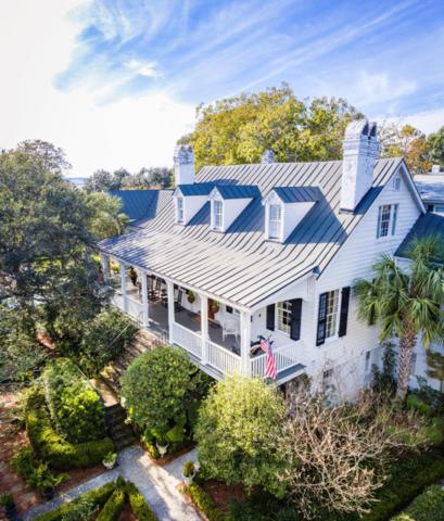 245 Bennett Street, Mount Pleasant, SC 29464 (#18001645) :: The Cassina Group