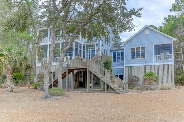 9631 Two Pines Road, Mcclellanville, SC 29458 (#18001966) :: The Cassina Group