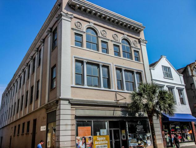 360 King Street #204, Charleston, SC 29401 (#18002490) :: The Cassina Group