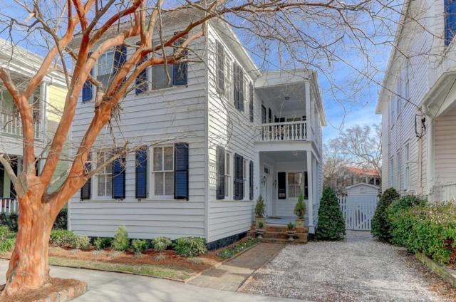 6 Savage Street, Charleston, SC 29401 (#18003424) :: The Cassina Group