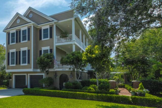 1633 Sewee Fort Road, Mount Pleasant, SC 29466 (#18003463) :: The Cassina Group