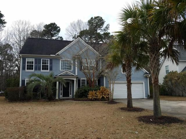 3125 Grass Marsh Drive, Mount Pleasant, SC 29466 (#18003606) :: The Cassina Group