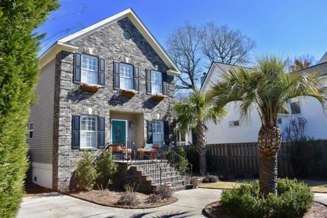 812 Harbor Place Drive, Charleston, SC 29412 (#18003804) :: The Cassina Group