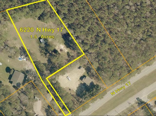 6220 N Highway 17, Awendaw, SC 29429 (#18004094) :: The Cassina Group