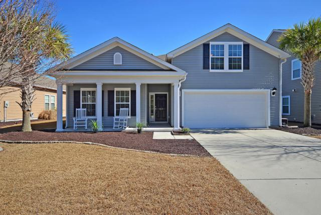 9626 S Liberty Meadows Drive, Summerville, SC 29485 (#18004131) :: The Cassina Group