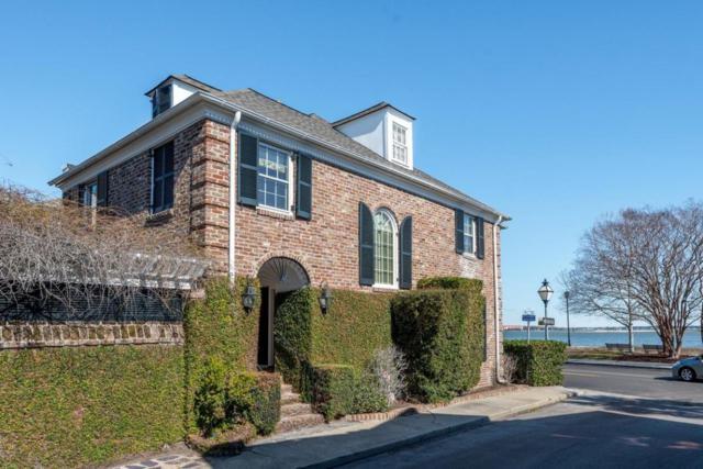2 E Elliott Street #1, Charleston, SC 29401 (#18004176) :: The Cassina Group