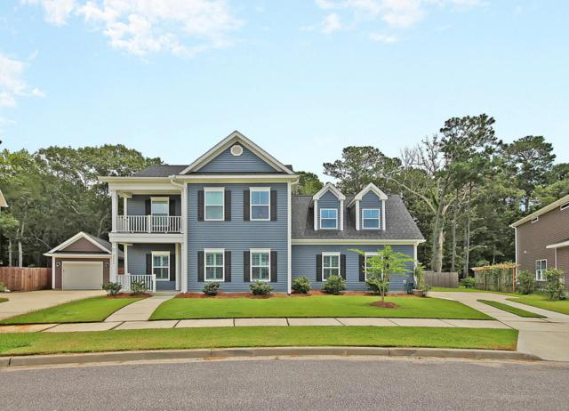 2856 Ortega Drive, Johns Island, SC 29455 (#18004190) :: The Cassina Group