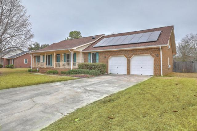 2916 Doncaster Drive, Charleston, SC 29414 (#18004297) :: The Cassina Group