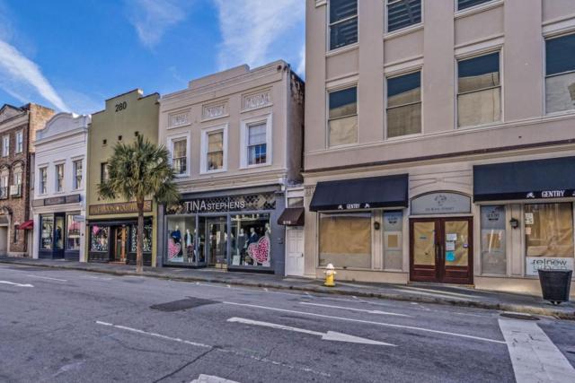 278 King Street B, Charleston, SC 29401 (#18004323) :: The Cassina Group