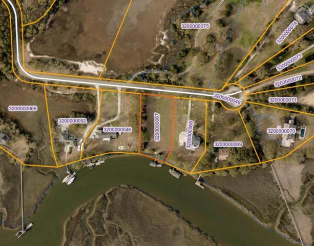 2421 Royal Oak Drive, Johns Island, SC 29455 (#18004330) :: The Cassina Group