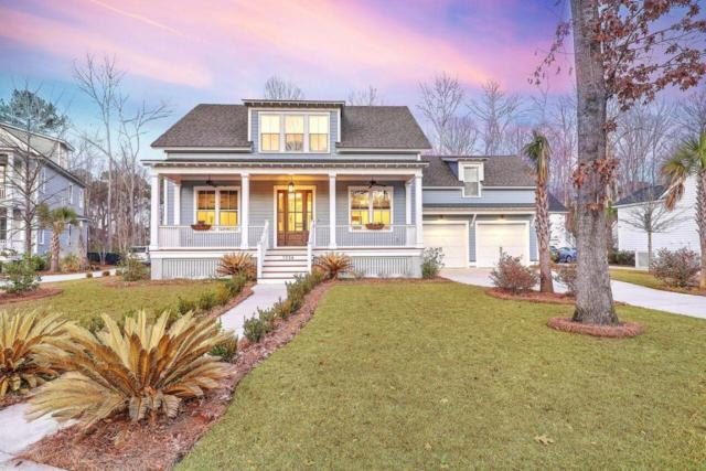 1554 Lindsey Creek Drive, Mount Pleasant, SC 29466 (#18004563) :: The Cassina Group